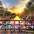 阿姆斯特丹-日出