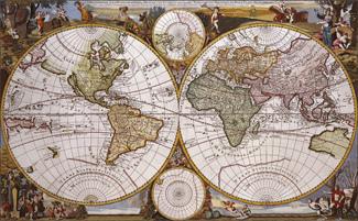 古代航海圖
