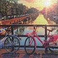 2015.09.13 1000pcs Beautiful Sunrise over Amsterdam (3).jpg
