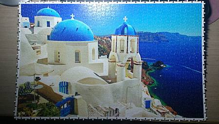 2015.09.15 1000pcs White-blue Santorini, Greek (2).jpg