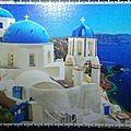 2015.09.15 1000pcs White-blue Santorini, Greek (2).jpg