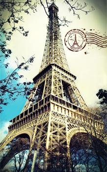 Pintoo 4000pcs 巴黎鐵塔