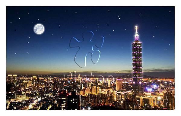 H1719 - 台北夜景
