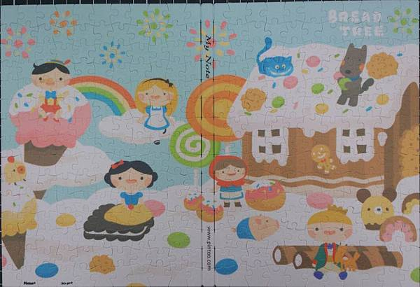 2015.10.14 329pcs Puzzle Cover - Candy House  (1).jpg