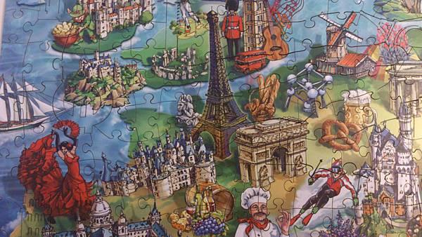 2015.10.31 500pcs Continent of Culture (7).jpg