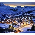 Pintoo 1000P 阿爾卑斯山雪景