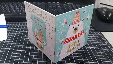 2015.12.11 72pcs Merry Xmas Card Puzzle (2).jpg
