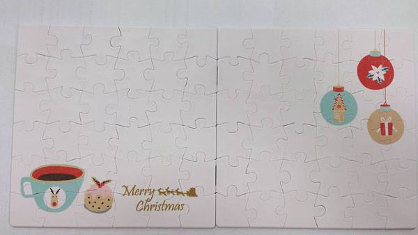 2015.12.11 72pcs Merry Xmas Card Puzzle (4).jpg