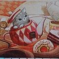 300pcs Mumu's Afternoon Tea Time