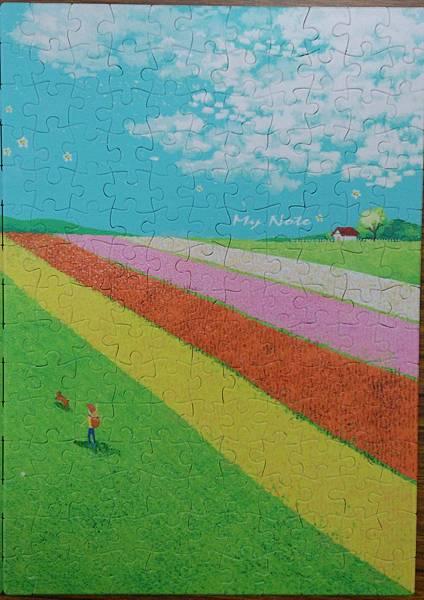 2016.04.14 329pcs Puzzle Cover - Idyllic life (2).jpg