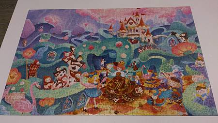2016.04.22 1000pcs Alice - Queen of Heart (1).jpg