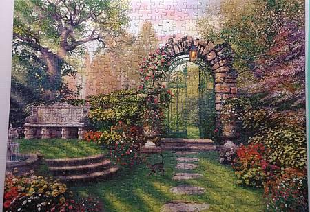 2016.05.30 500pcs The Garden Gate (1).jpg