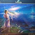 1000pcs Andromeda 王女的祈禱(夜光),$900