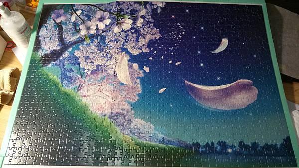 2016.11.22 1000pcs Tranquil Night of Stars - Blossoms of Stars (4).jpg