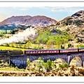 蘇格蘭 - 蒸氣火車之旅