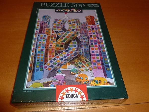 Educa 500pcs 2002