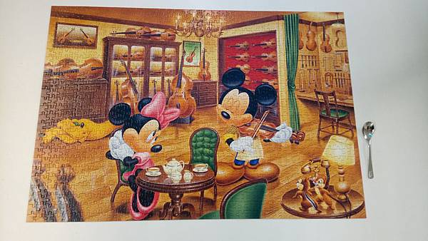 2017.02.21 1000pcs Mickey's Violin Room (2).jpg