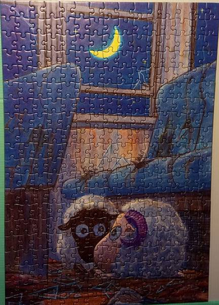 2017.02.22 300pcs Stray Sheep - In the Moonlight 約束 (2).jpg