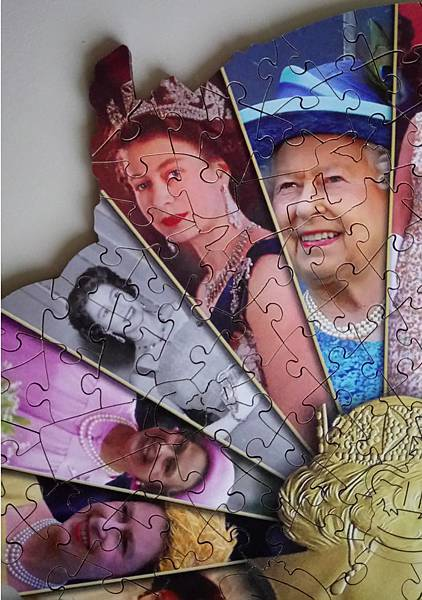 2017.02.24 200pcs Queen Elizabeth II 90th Birthday Souvenir (7).JPG