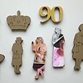2017.02.24 200pcs Queen Elizabeth II 90th Birthday Souvenir (10).JPG