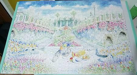 2017.03.10 1000pcs Guell Park 巴塞隆納奎爾公園 (2).jpg