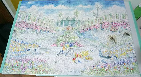 2017.03.10 1000pcs Guell Park 巴塞隆納奎爾公園 (4).jpg