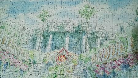 2017.03.10 1000pcs Guell Park 巴塞隆納奎爾公園 (7).jpg