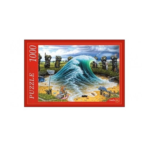 Russian Federation 1000pcs Private Wave
