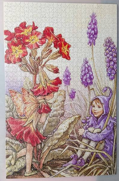 2017.03.31 1000pcs Flower Fairies (10).JPG