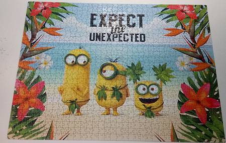 2017.04.08 1000pcs Minions Expect the unexpected (1).jpg