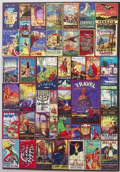 2017.04.15 250pcs World Travel Posters (2).jpg