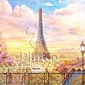 Pintoo 500P浪漫巴黎
