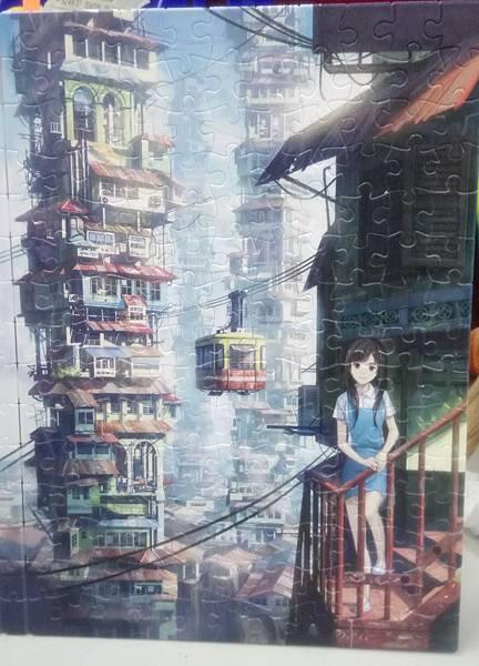 2017.06.02-06.03 329pcs Puzzle Cover - Sky Tram (3).JPG