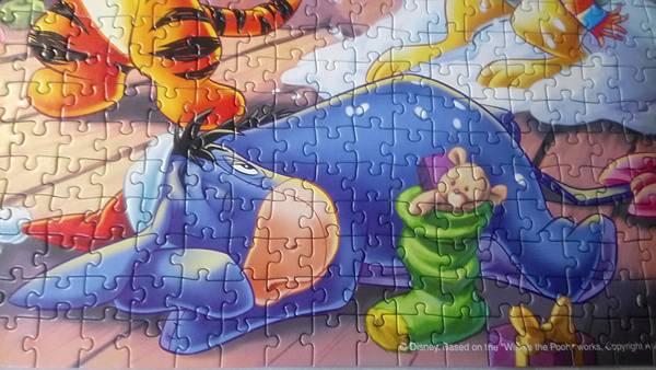 2017.06.03 1000pcs Winnie the Pooh Christmas Fun (3).JPG