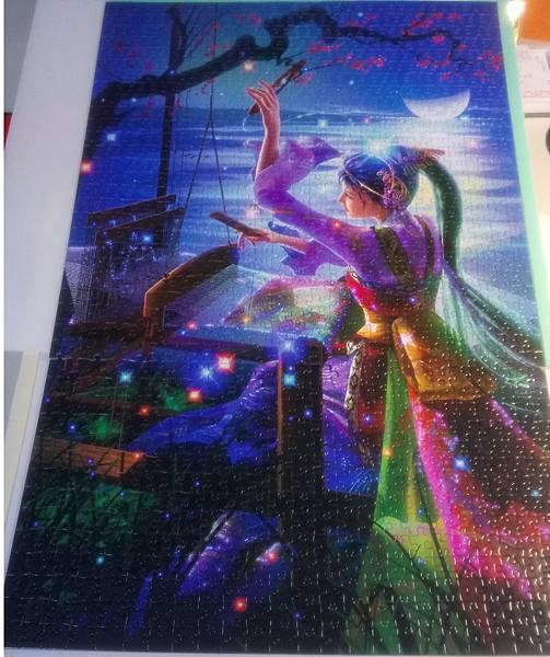 2017.07.04 1000pcs Vega - Starry Tale (1).jpg