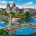 Castorland 500P Notre Dame, Paris