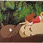 2017.08.15 300pcs My Neighbor Totoro 龍貓與小米.JPG