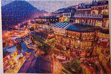 2017.08.17 300pcs JioFen Night Scene.JPG