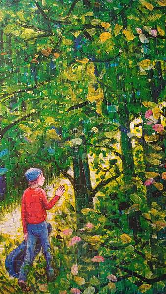 2017.08.29 1000pcs Green Forest (3).JPG