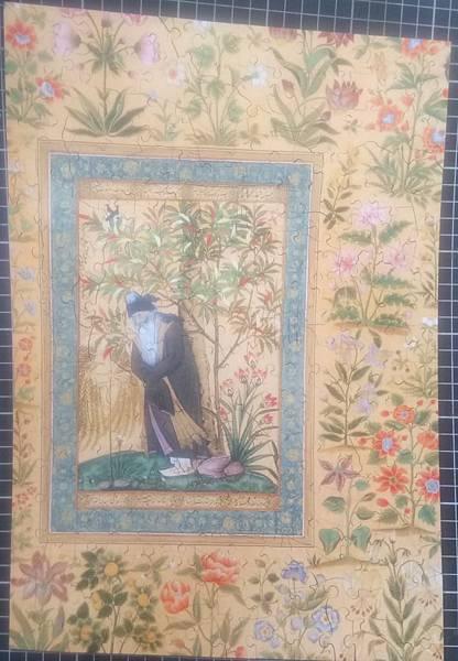 2017.09.11 250pcs An Aged Mullah (miniature), c (3).JPG