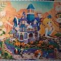 2017.09.19-20 2000pcs Alice in Wonderland - White Rabbit's House (1).JPG