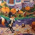 2017.09.19-20 2000pcs Alice in Wonderland - White Rabbit's House (2).JPG
