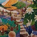 2017.09.19-20 2000pcs Alice in Wonderland - White Rabbit's House (3).JPG