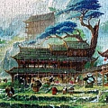 2017.09.22 752pcs The Panda Village, Kung Fu Panda 3 (photo graph by Zibeth).jpg