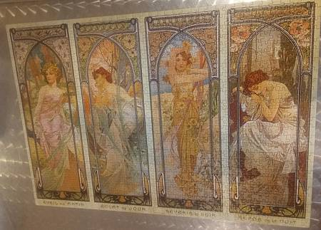 2017.10.06 1000pcs Mucha The Times of the Day.jpg