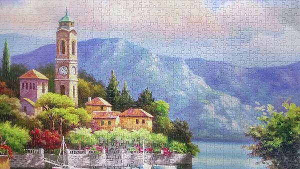 2017.11.12-13 2000pcs Village Clock Tower (6).jpg