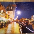 2017.11.22 1000pcs Gdansk Waterfront at Night.jpg