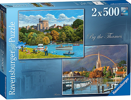 Ravensburger 500Px2 By the Thames