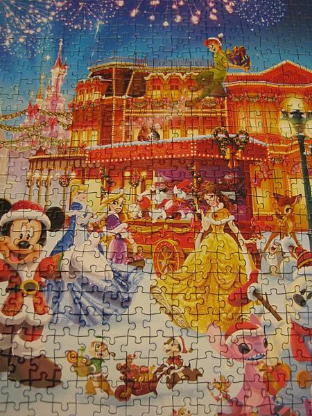2017.12.15 1000pcs Disneyland Paris - Christmas 2013 (3).JPG