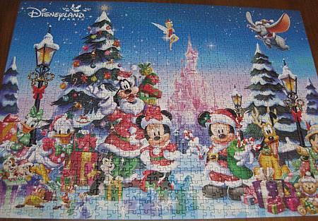 2017.12.16 1000pcs Disneyland Paris - Christmas (1).JPG